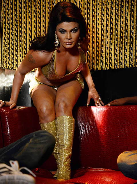 Rakhi Sawant Item Song Photo
