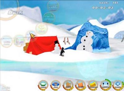 101企鵝寵物(101 Penguin Pets),超可愛的模擬養成遊戲!