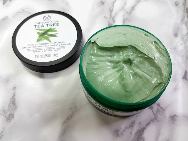 The Body Shop Tea Tree Skin Clearing Face Mask