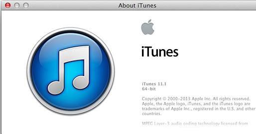 IPHONE: Download ITunes 11.1 Untuk
