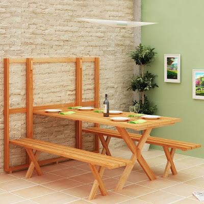 طاولة قابلة للطي، منضدة قابلة للطي مقاعد قابلة للطي، منضدة حديقة، كراسي حديقة