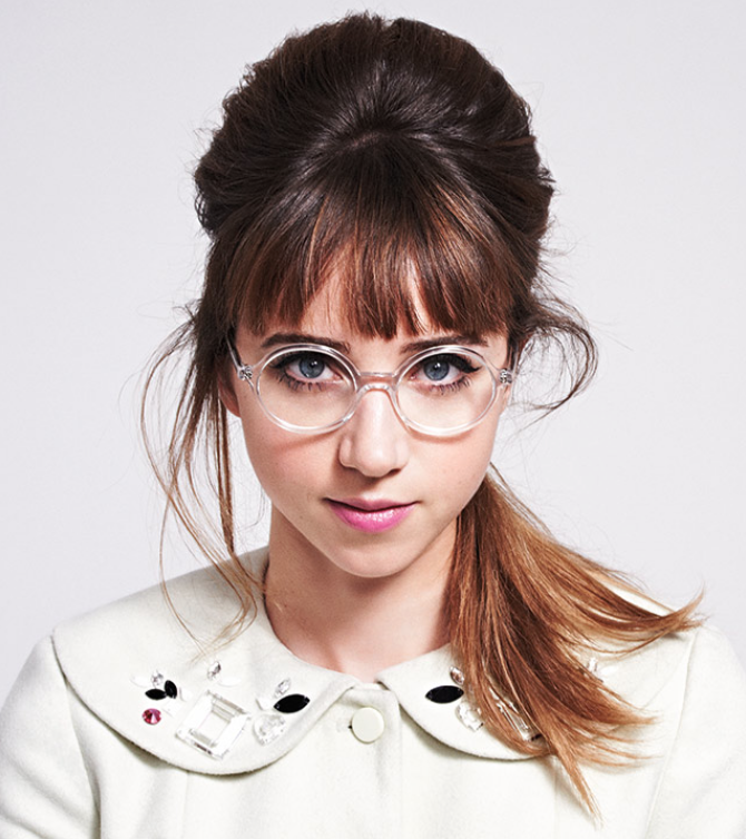 c8b3e99b38 Leith Clark for Warby Parker  the 60s librarian in me squeals with ...