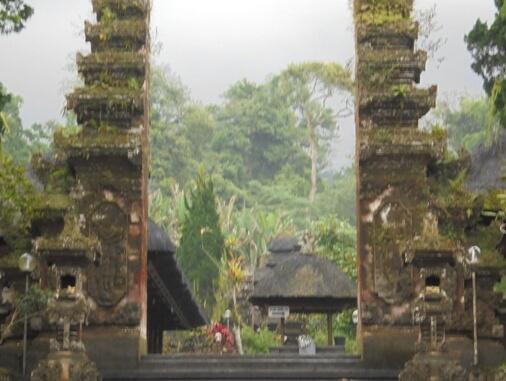 Pura Luhur Batukaru Bali, Pura Batukaru Bali