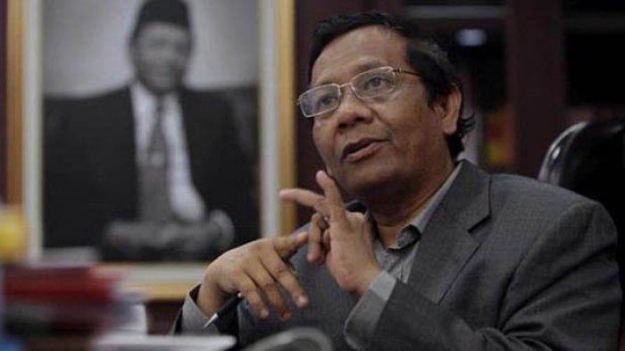Ditanya Soal Serangan Pada Tokoh Agama yang Lagi Ngetrend, Prof. Mahfud MD Ungkap 7 Motifnya...