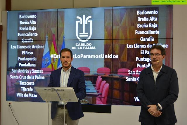 Mariano H. Zapata informa de dos casos positivos en COVID-19 en el personal de las Residendias del Cabildo
