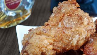 XO Cognac Fried Chicken Wings