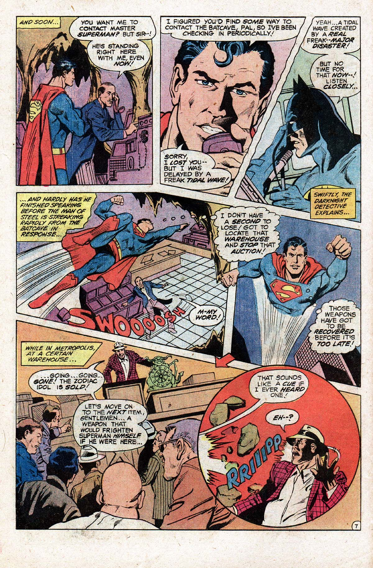 Read online World's Finest Comics comic -  Issue #280 - 9