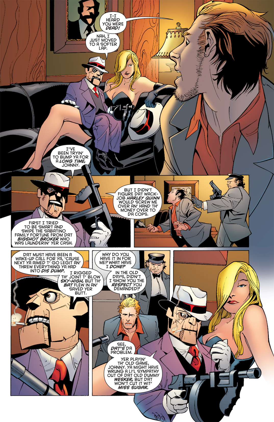 Detective Comics (1937) 843 Page 12