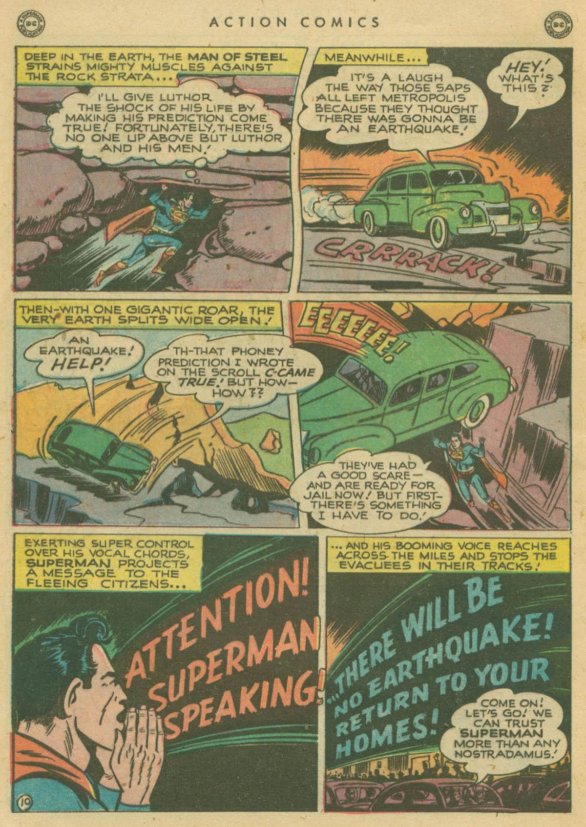 Action Comics (1938) 125 Page 10