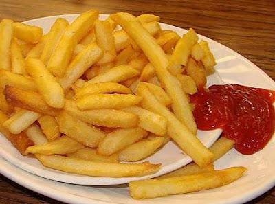 resep cemilan anak kos kentang goreng spesial