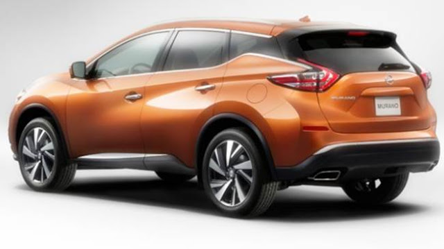 Nissan Murano 2018 Specs and Price