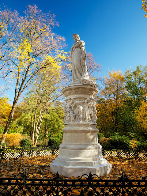 Monumento de la Reina Luisa en Tiergarten