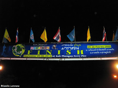 3rd Koh Phangan full moon marathon