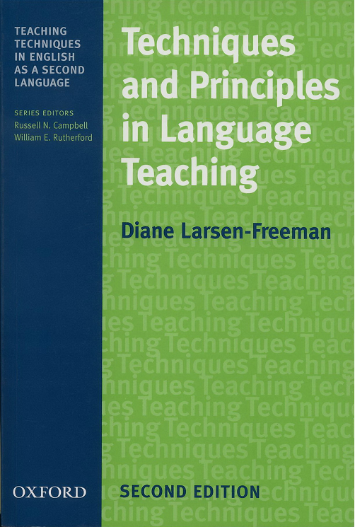 Free Download Techniques and Principles in Language Teaching by larsen-Freeman