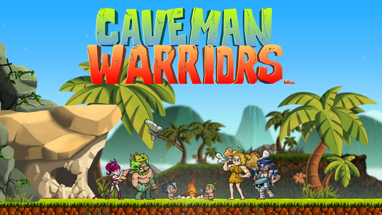 Caveman Warriors (Xbox)