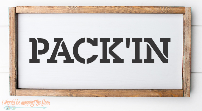 Pack'In