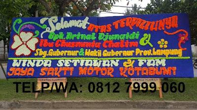 Toko Karangan Bunga Papan Di Lampung