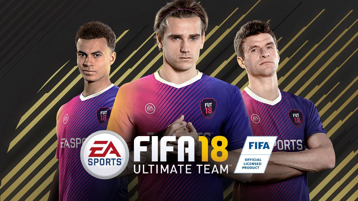 تحميل لعبة Fifa 18 للأندرويد النسخة الاصلية Fifa 18 Android Ea Sports
