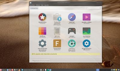 Instalar programas en Peppermint OS: Gestor de Software