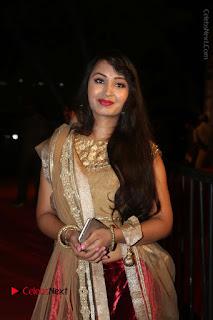 Actress Vennela Stills in Lehenga Choli at Gemini TV Puraskaralu 2016 Event  0025.JPG