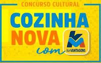 Concurso Cultural Cozinha Nova com KM de Vantagens