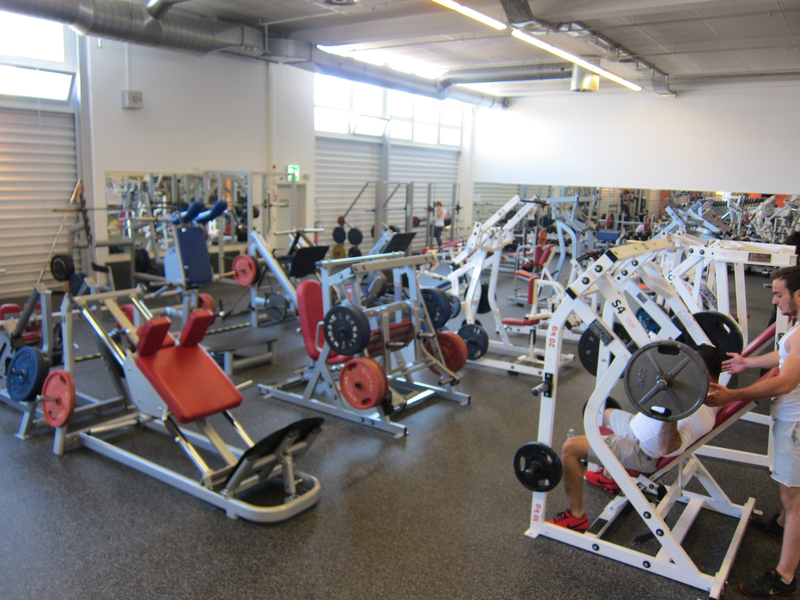 where to buy used gym equipment