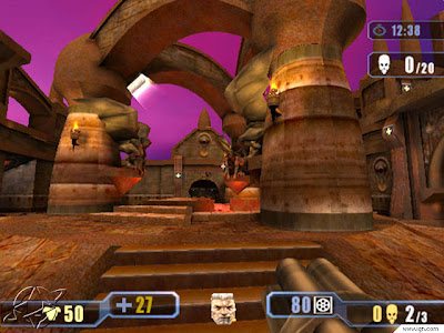 Quake III: Revolution (PS2) 2001