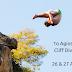 1ο Cliff Diving Show στον Άγιο Νικόλαο. Be there!