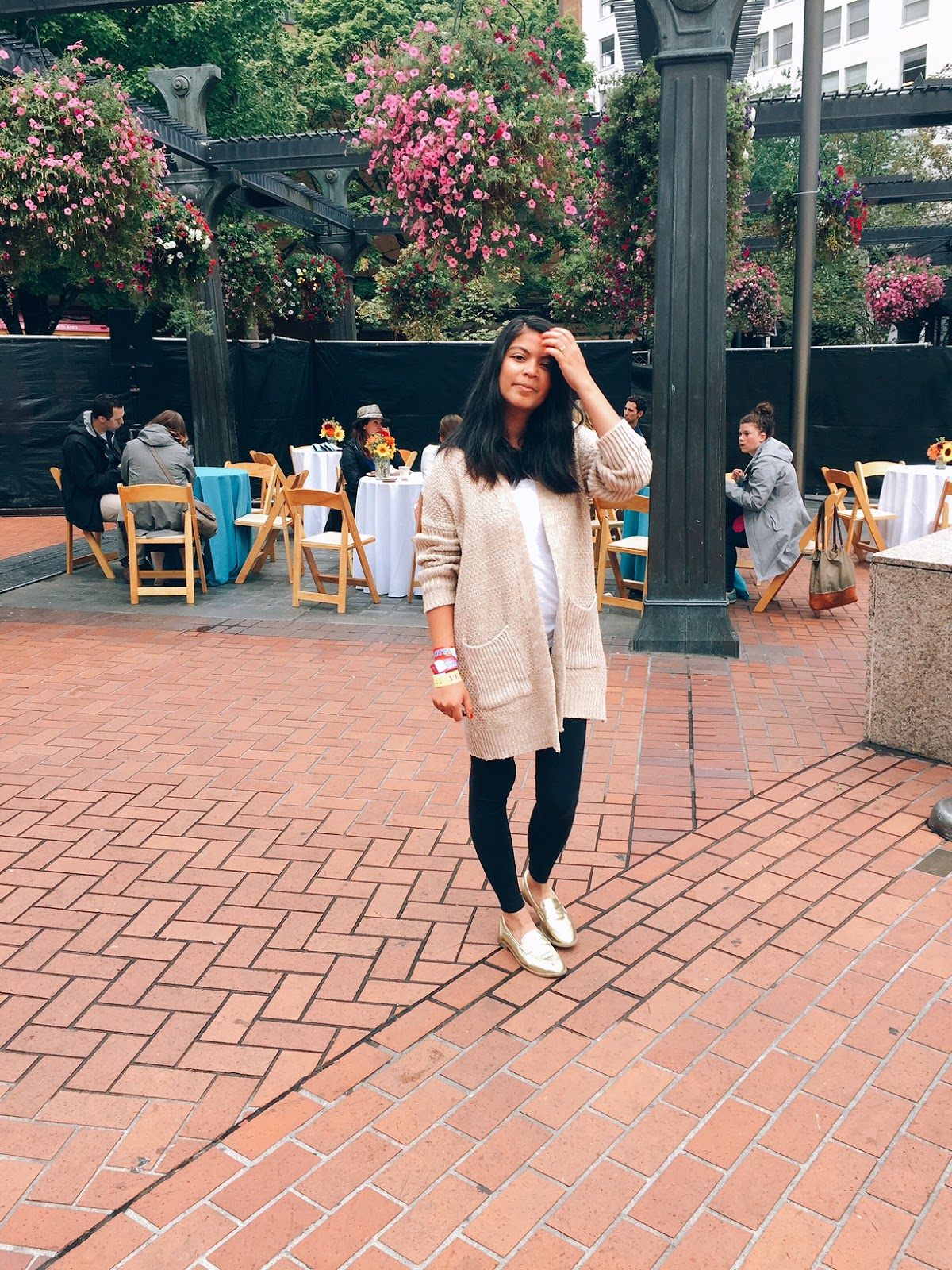 affordable fashion, dressing for occasions, fashion blogger, on the blog, portland blogger, portland event, sammydress, sammydress review, thirty bucks,