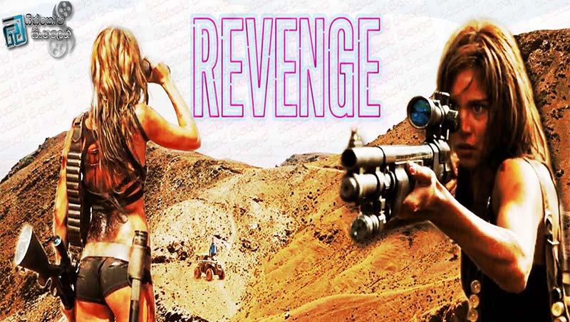 Revenge 2017 720p WEB-DL Movie Poster