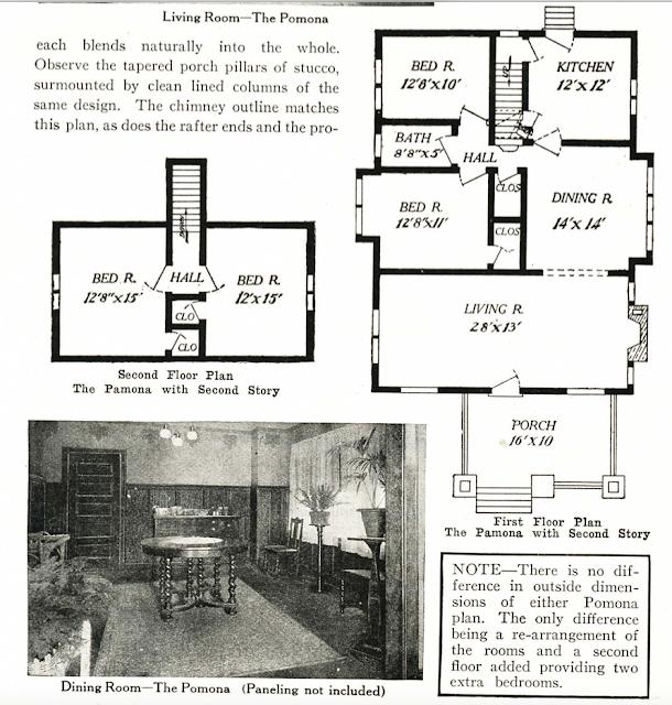 aladdin pomona dining room 1918