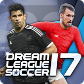 Dream League Soccer 2017 Mod APK (Unlimited Money, Coins) + OBB Data + Official APK Update Terbaru - Wasildragon.blogspot.com