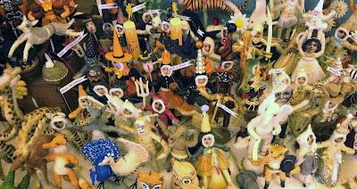 Sowa Holiday Craft Fair Boston