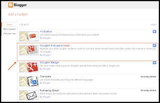 Google-widget