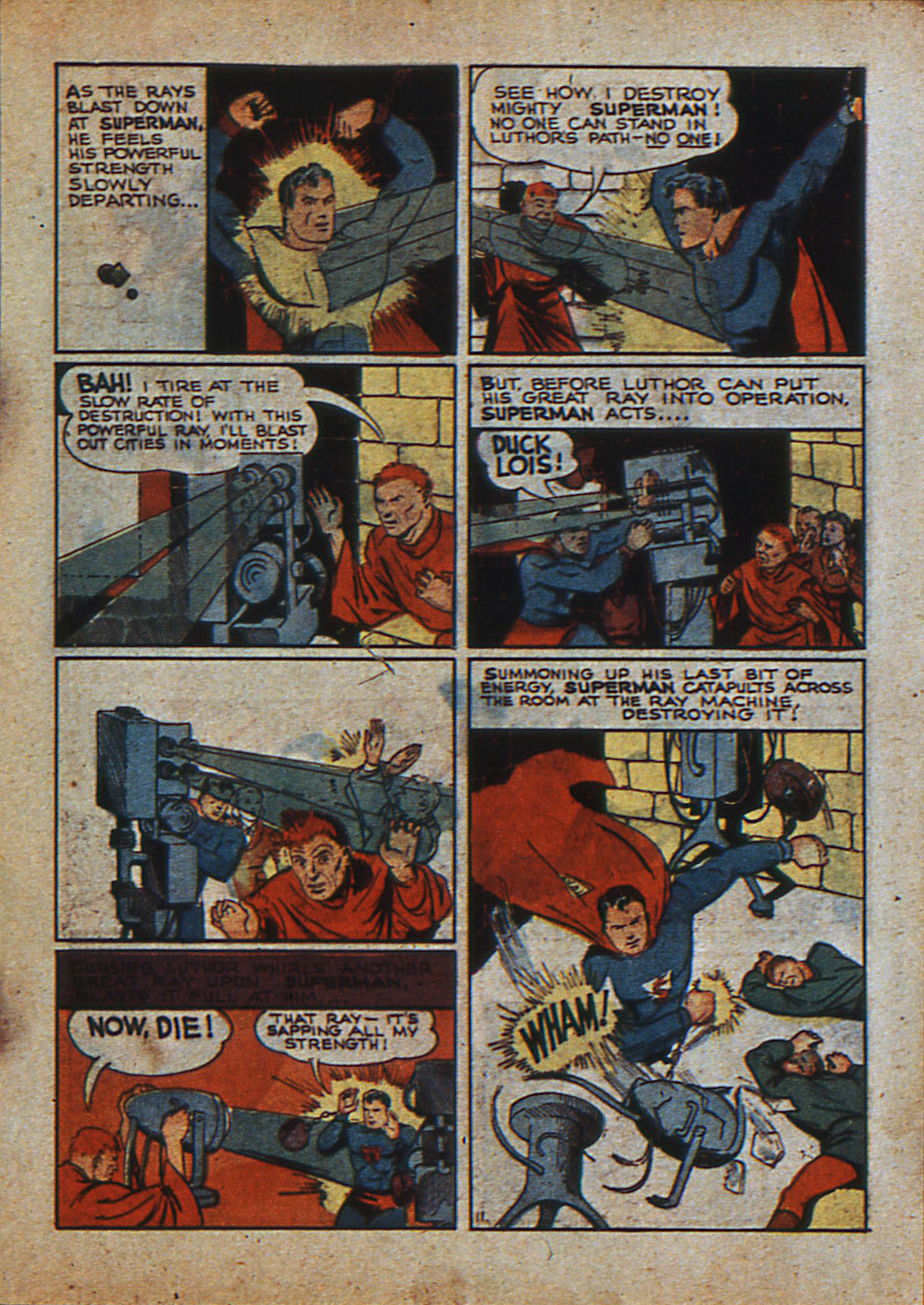Read online Action Comics (1938) comic -  Issue #23 - 14