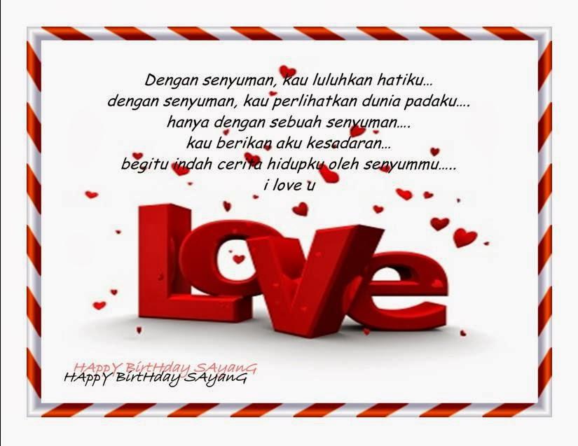 Kata Ucapan Ultah Untuk Kekasih Kata