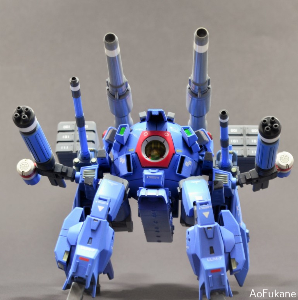 Custom Build: HGUC 1/144 Land Battle Type Ball