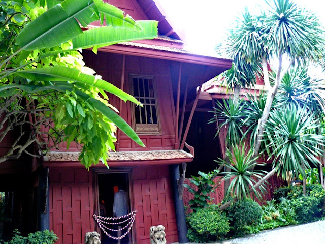 Casa de Jim Thompson - visita imprescindible en Bangkok