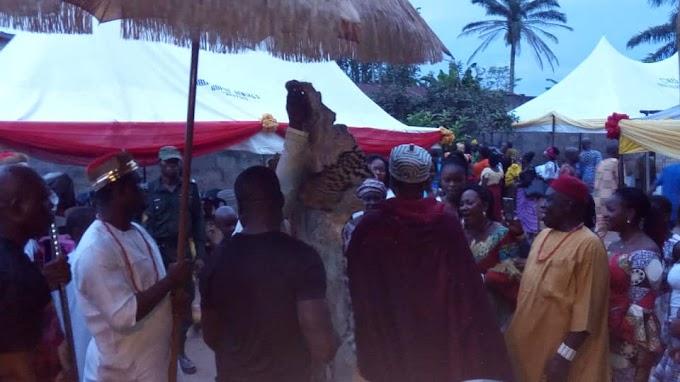 Eze Uzu Awka III Shines at Ofalla Festival