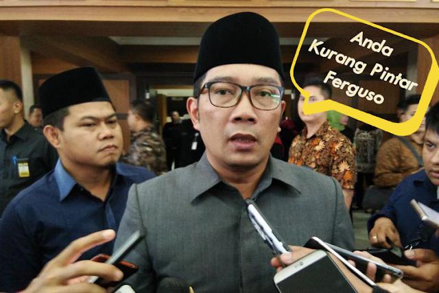 Kerasnya Politik, Ridwan Kamil Sampai Difitnah Suka Ahok