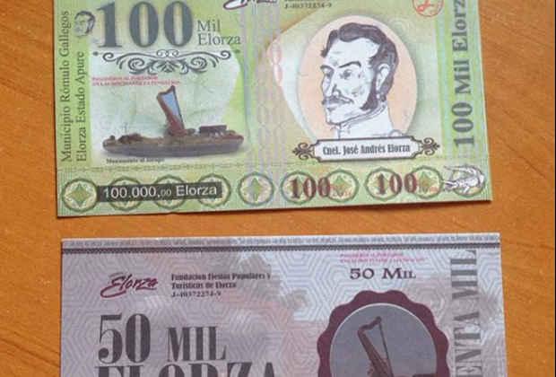 Según portal web apureño inventan billete en Elorza por escasez de efectivo