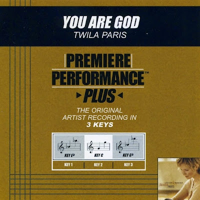 Twila Paris-Premiere Performance Plus-You Are God-
