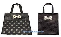 Logo ''Sorridi con stile'' e ricevi come premio certo le esclusive shopper Papillon HDUEO! Anticipazione