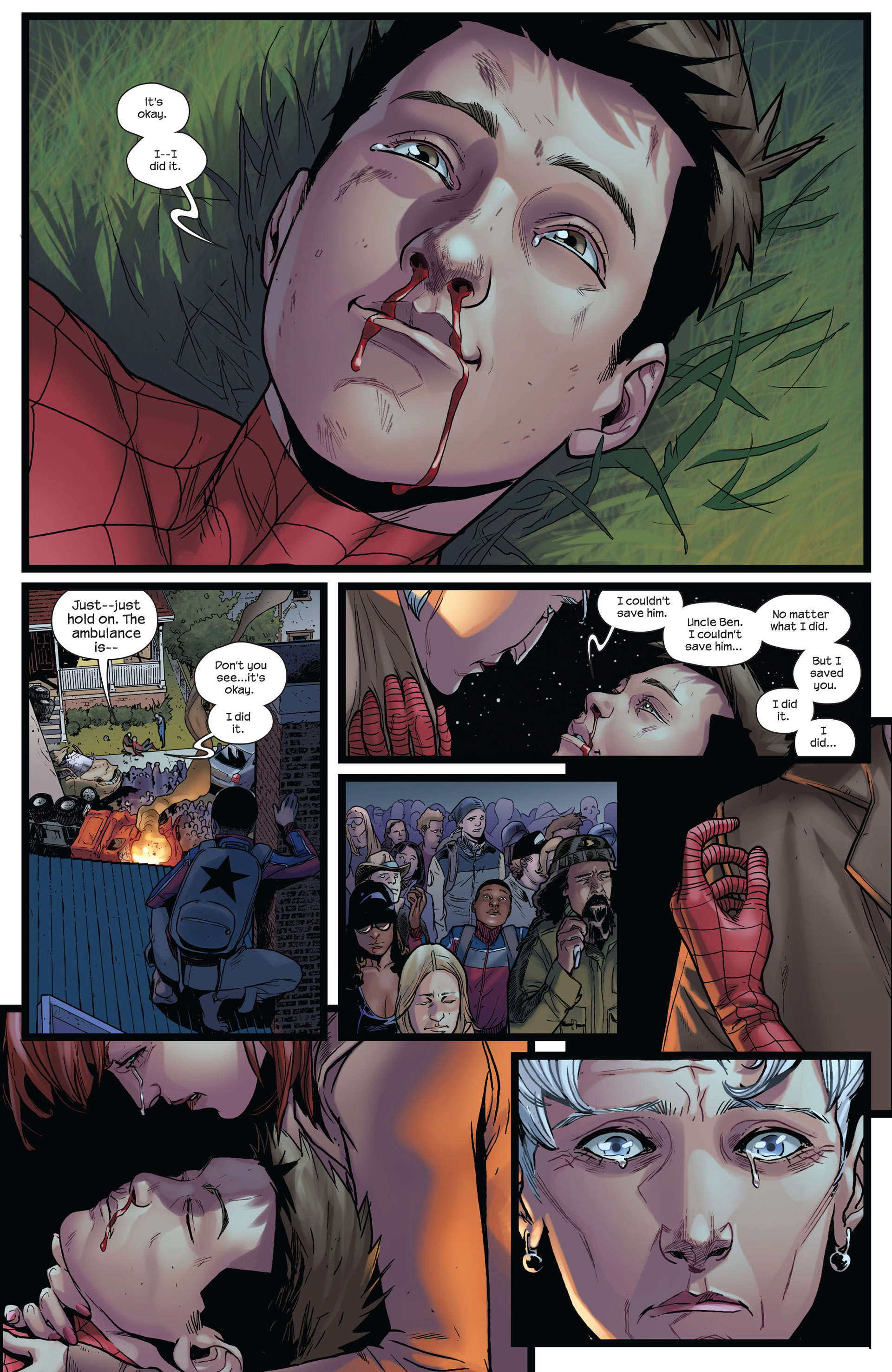 Read online Ultimate Comics Spider-Man (2011) comic -  Issue #4 - 7