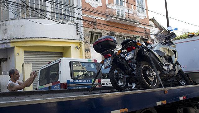 Итальянский турист по ошибке заехал в фавелы Рио-де-Жанейро и был убит