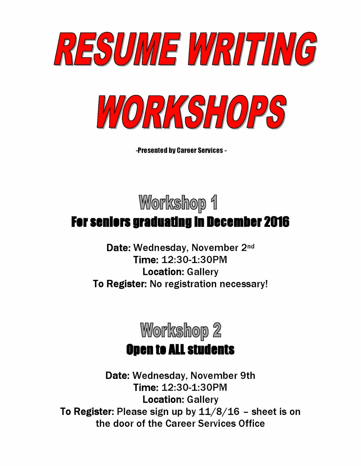 Buy resume for writing workshop
