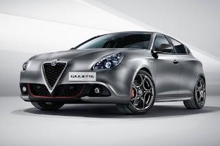 Alfa Romeo Giulietta (2016) Front Side