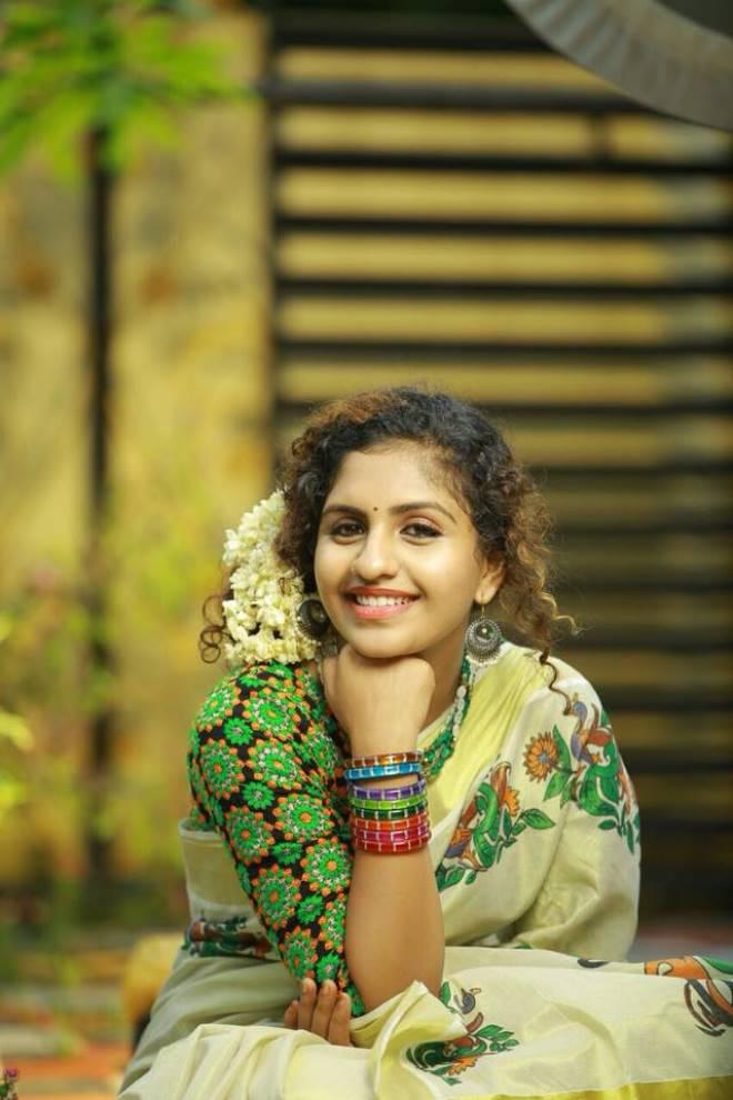 Anupama Parameswaran Event Gallery