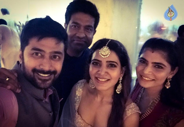 Samantha and Naga Chaitanya Pre Wedding Celebrations