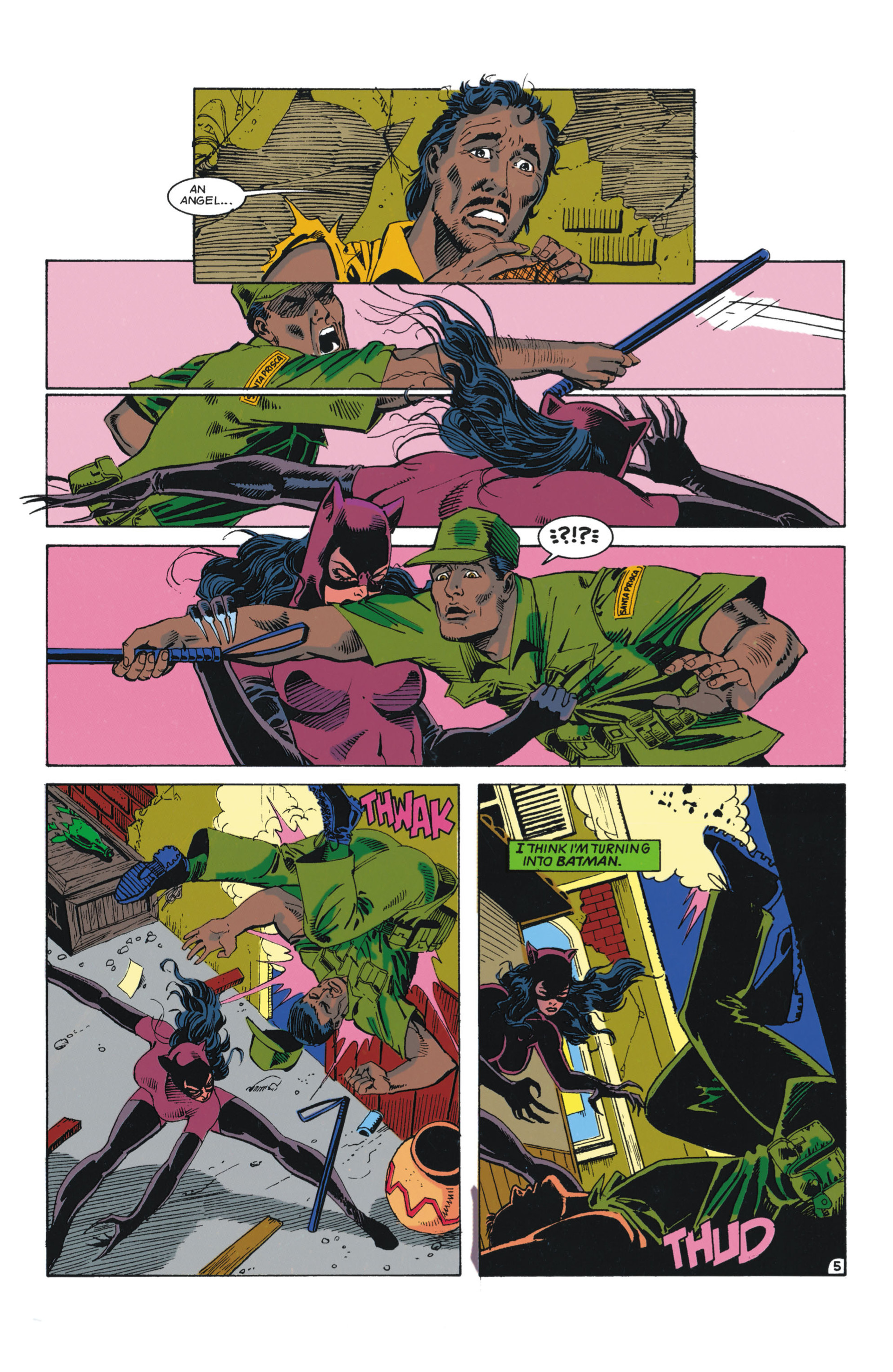 Catwoman (1993) Issue #3 #8 - English 6